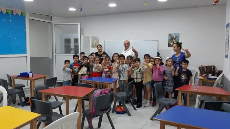 افتتاح مركز مار توما الثقافي