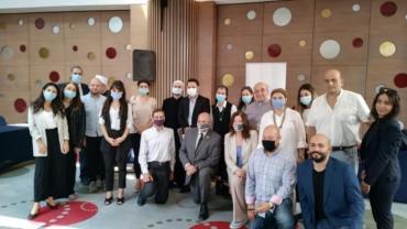 اجتماع تنسيق الإغاثة بين الجمعيات اللبنانية