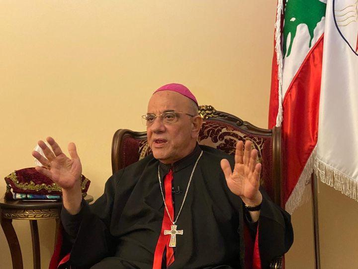 المطران  قصارجي: زيارة البابا فرنسيس الى العراق اكثر من تاريخية